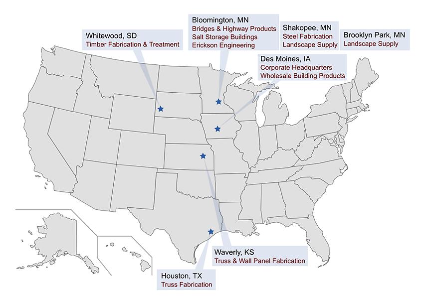 Wheeler Locations