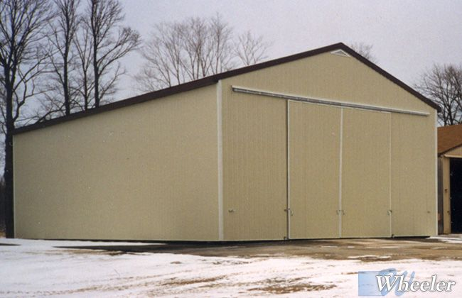 Top of Page & Salt Storage Buildings Accessories | Wheeler
