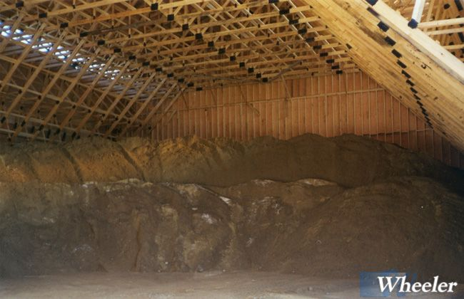 Salt Storage Buildings Gambrel Roof Wheeler
